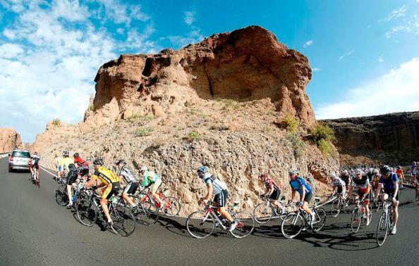 Llega la Vuelta Cicloturista a Gran Canaria (Foto: Iñaki Lopetegui)