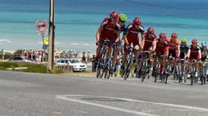 El Santos Tour Down Under continuará otro año siendo la primera carrera del World Tour (foto:sbs.com)
