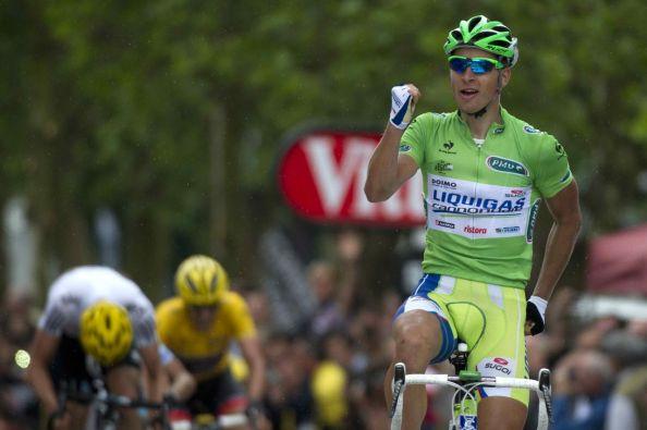 Sagan sigue demostrando cada año que es el patrón del Cannondale (foto:triatlonrosario.com)