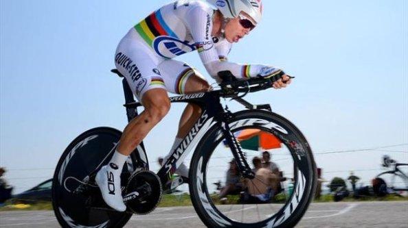 Tony Martin fue el principal culpable de los triunfos de Omega en contrarreloj (Foto: es.eurosport.yahoo.com)