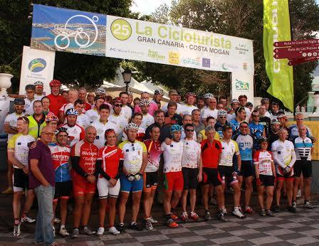 Foto de familia (Foto: Jose Arturo Castro)