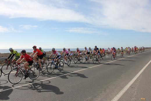 Rondando paralelos a la Costa (Foto: José Arturo Castro)