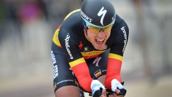 El último ganador nacional para OMEGA fue el belga Kristof Vandewalle