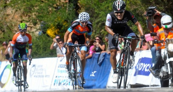 Arredondo maravilló en el Tour de San Luis (foto:ciclo21.com)