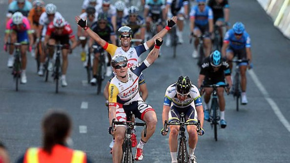 Greipel no falta a su cita con el Santos Tour Down Under desde 2008 (foto:esdeporte.com)
