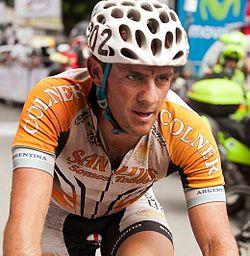 GIacinti lo probó en la segunda etapa.