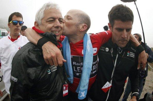 Pese a ganar la Vuelta, Horner no tiene equipo para 2014 (Foto:mundodeportivo.com)