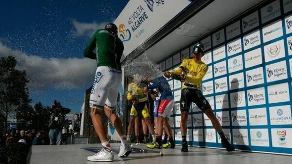 Fiesta en el podium del Algarve (Foto: edlepistolero)