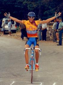 Contador en su etapa juvenil (Foto:http://laudioartezikloturismoa.blogspot.com.es/2012/03/fotos-historicas.html)