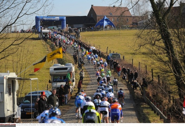 Omloop Het Nieuwsblad 2012 (foto: catenacycling)