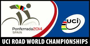 Cartel del Mundial de Ponferrada 2014