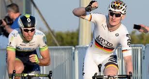 A la quinta etapa, sonrió Greipel (foto:skysports.com)