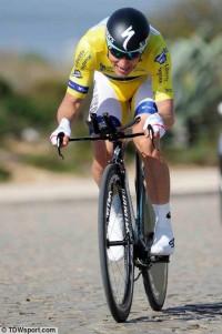 Michal Kwiatkowski en la Volta al Algarve