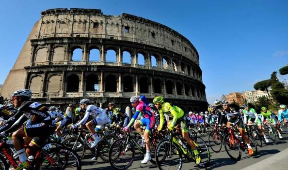 TOPSHOTS-CYCLING-ITA-ROME