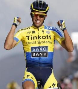 Contador ha vuelto a ganar.