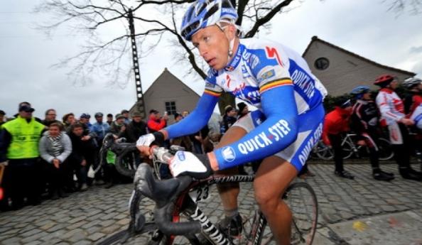 Stijn Devolver fue el último gran vueltómano capaz de ganar en Flandes (foto: ciclismoafondo.es)