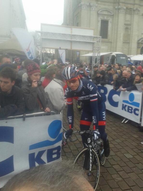 Sylvain Chavanel (IAM Cycling).