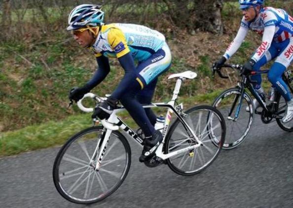 Siempre que Contador ganó el Tour lo hizo tras participar en el Tour