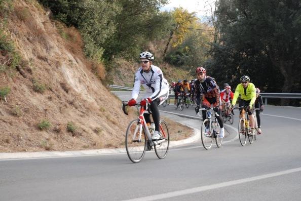 Imágenes de la I Marcha Cicloturista Ports del Maresme (foto:culetsvermells.blogspot.com)