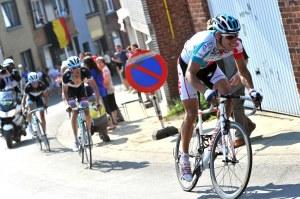 Gilbert forjó su leyenda en las Árdenas tras correr Tirreno