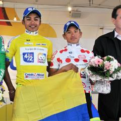 El salto a Europa de ciclistas del 4-72 es  cada vez más constante (foto: web equipo)