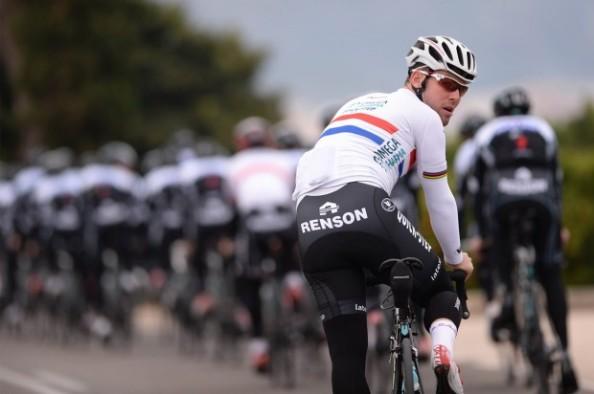 Cavendish está a la cola de los sprinters en resultados.