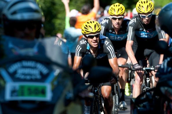 A estos señores se enfrentará Contador en la Volta 2014.