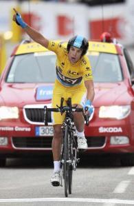 Porte renunció a última hora a correr París-Niza