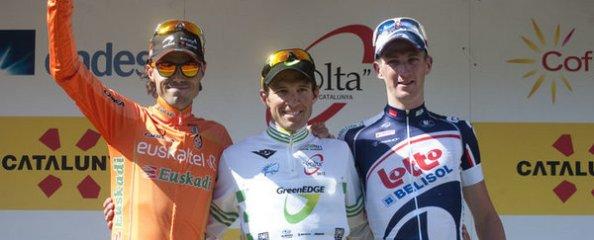Los protagonistas del podio 2012 volverán, salvo Albasini.