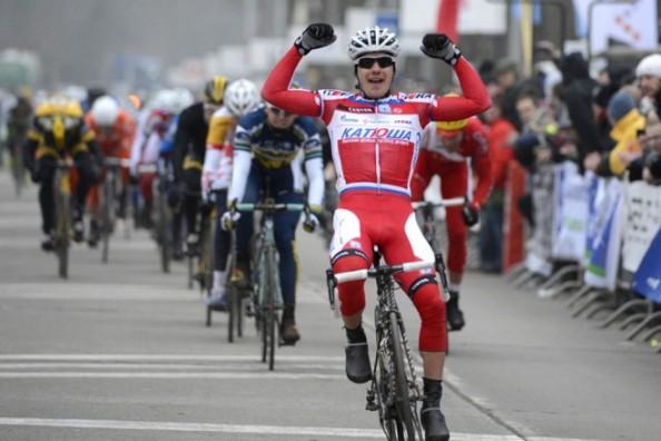 Tsatevich (Katusha) triunfó el año pasado en la prueba belga.