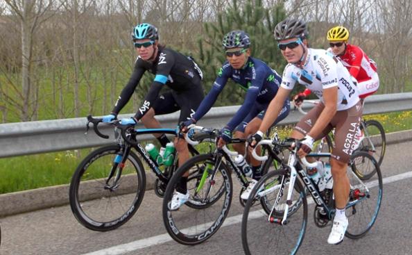 Urán, Quintana y Betancur, la nueva edad de oro del ciclismo colombiano.