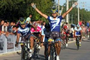 Los Richeze han logrado en varias ocasiones ocupar las primeras posiciones en carrera (foto: deportesanluis.com.ar)