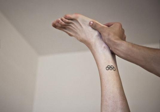 Fino, blanco y olímpico.